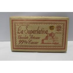 Chocolate artesanal 99% cacao