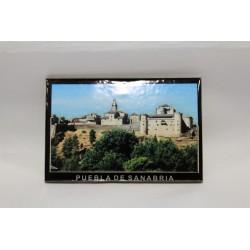 Imán del Castillo de Puebla...