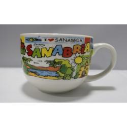 Taza grande de Sanabria en...