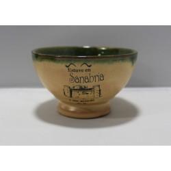 Taza pequeña de cerámica
