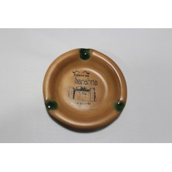 Cenicero de cerámica pequeño