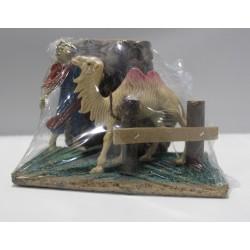 Figura de cuidador de camellos
