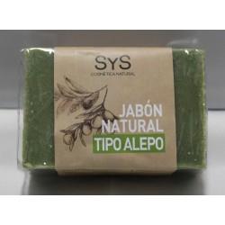 Jabón Natural Tipo Alepo