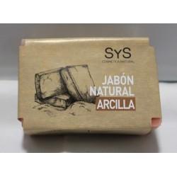Jabón natural de Arcilla