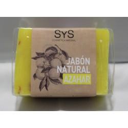 Jabón natural de Azahar