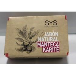 Jabón natural de Manteca de...