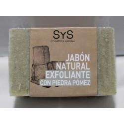 jabón natural Exfoliante -...